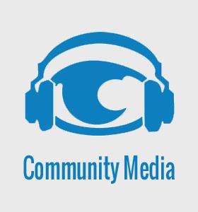 logo community media